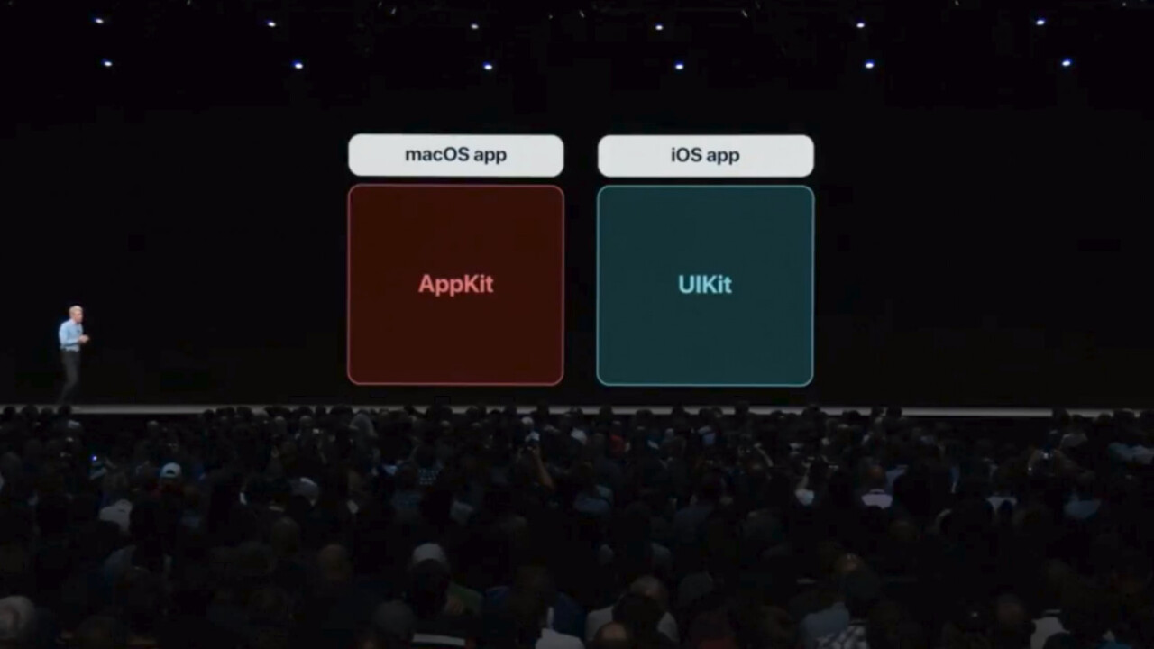 Apple will make it easier for developers to port iOS apps to the Mac