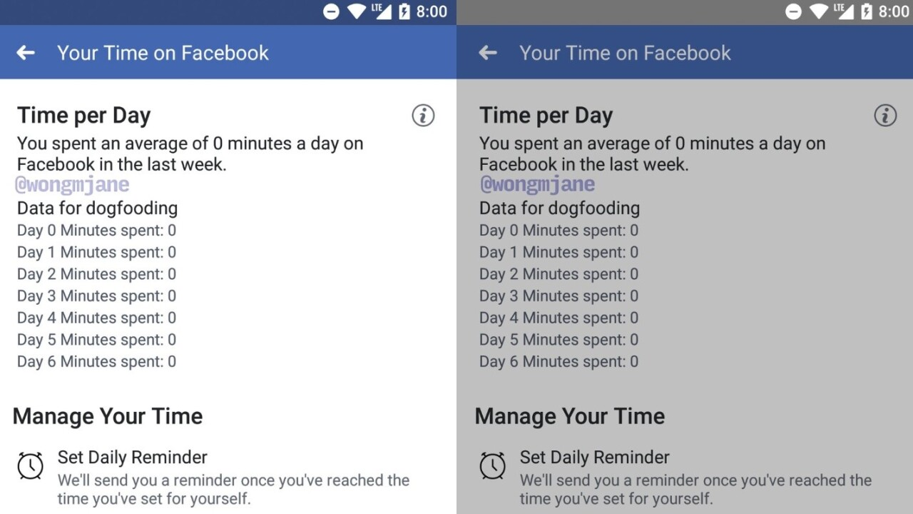 Facebook confirms it's working on a feature to curb your social media addiction