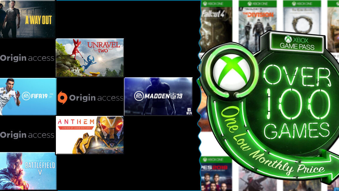 EA's Origin Access Premier and Microsoft's Game Pass finally get subscriptions right