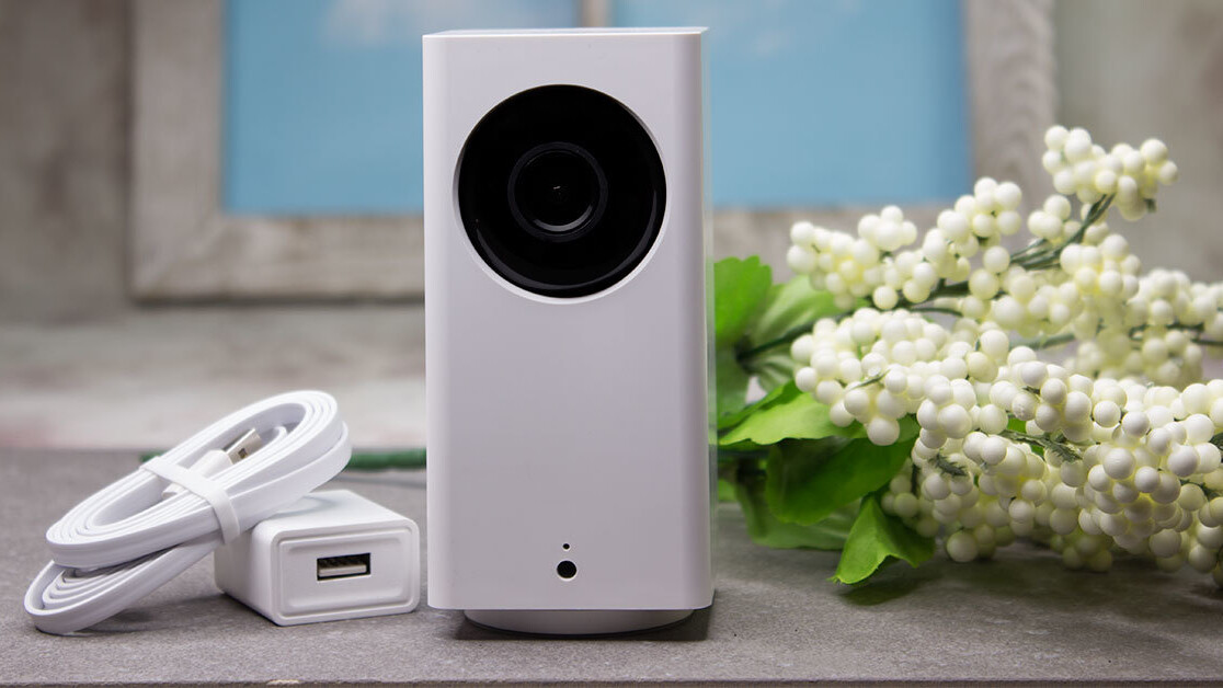 Review: The Wyze Cam Pan provides 360 degrees of security on