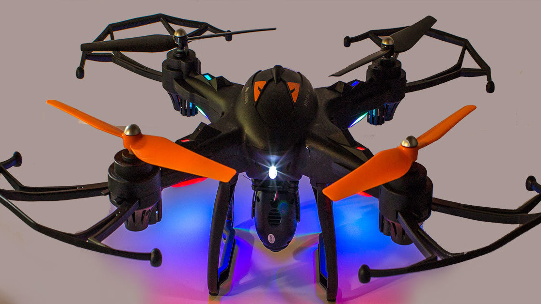 Review: Vivitar's Follow Me Drone is a refined quadcopter with a sweet 360 camera