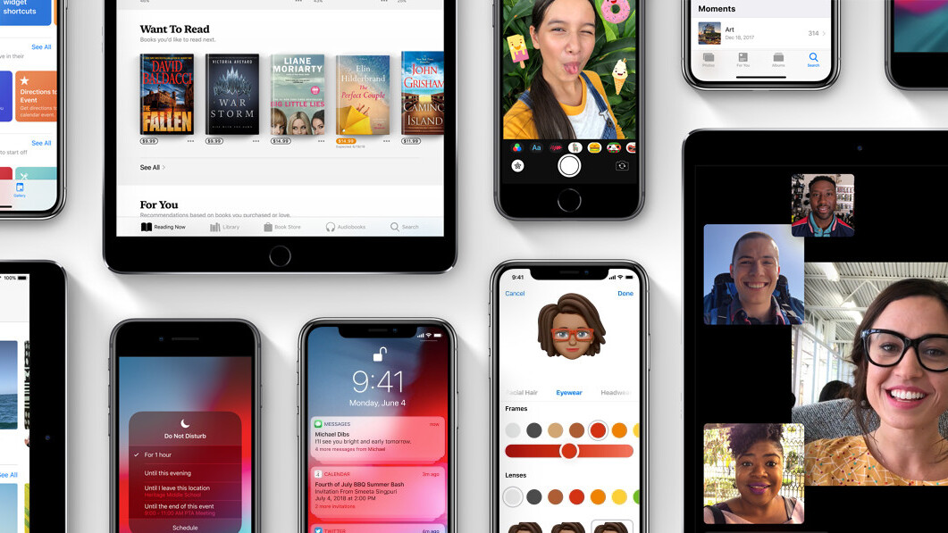 Apple releases first public beta for iOS 12. Here's how to get it.