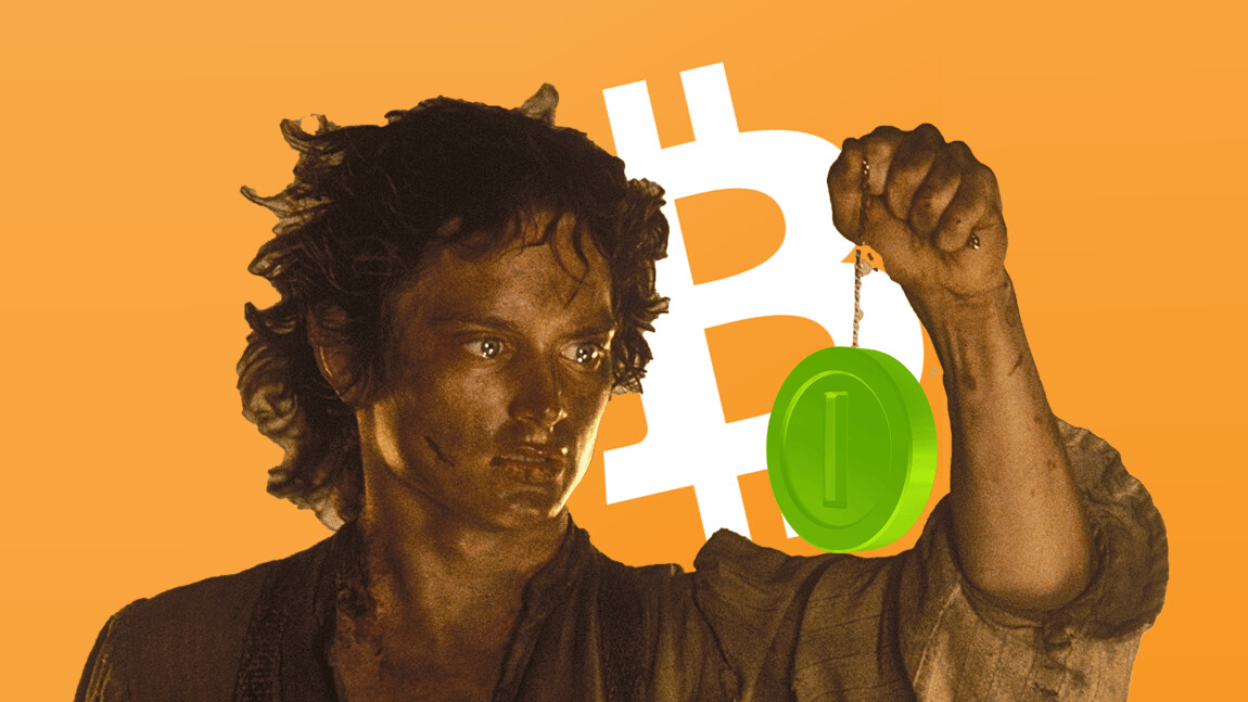 """This crazy cryptocurrency has only """"one coin to rule them all"""""""