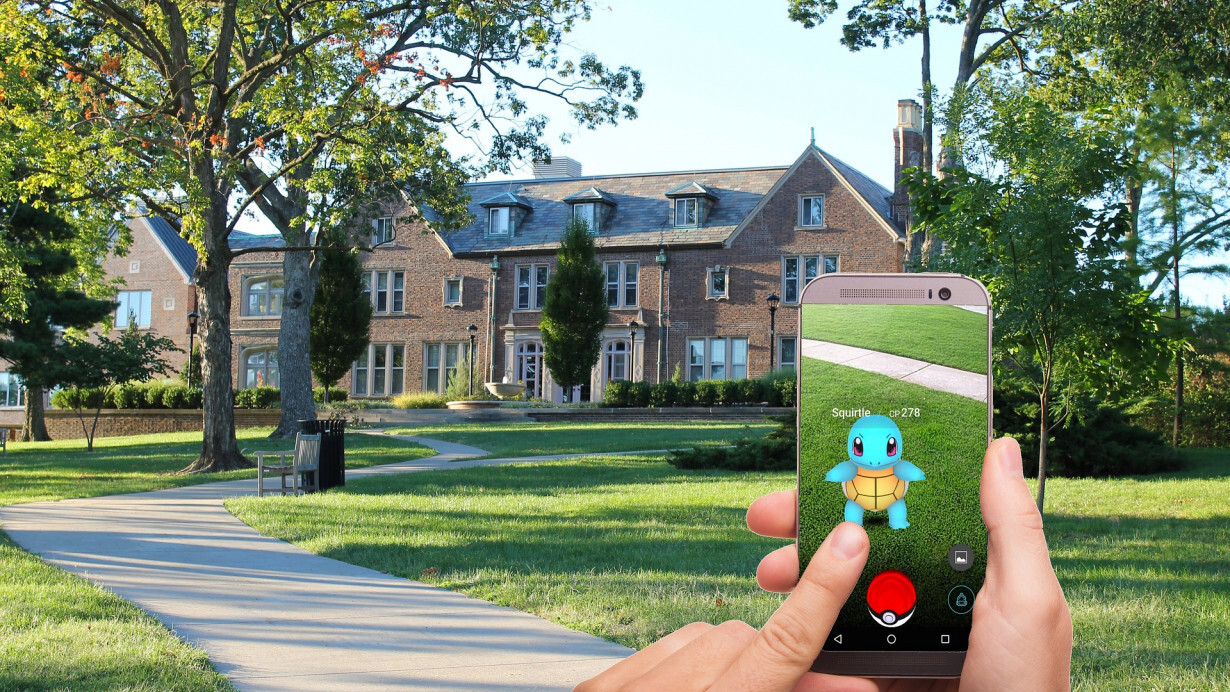Design is the only thing holding mobile AR back