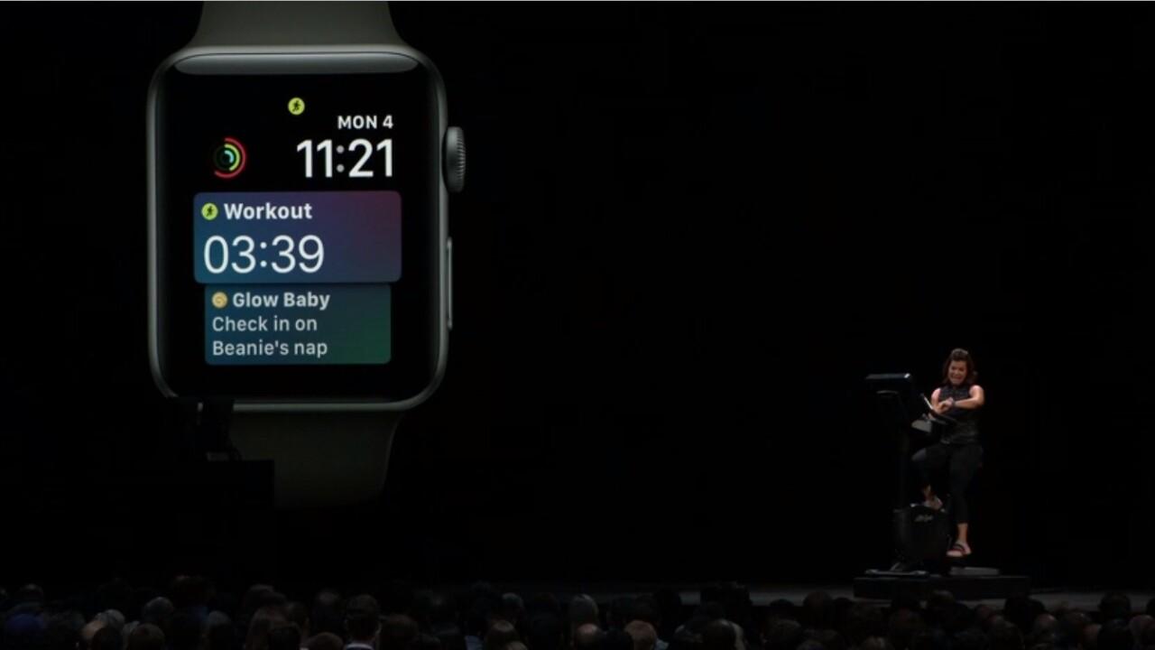 Apple announces watchOS 5 at WWDC