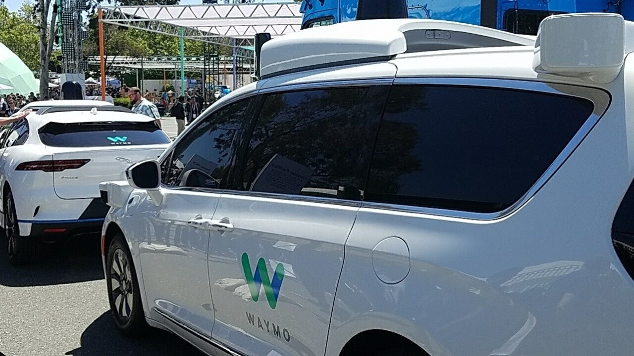 Robo-taxi company Waymo now has two CEOs