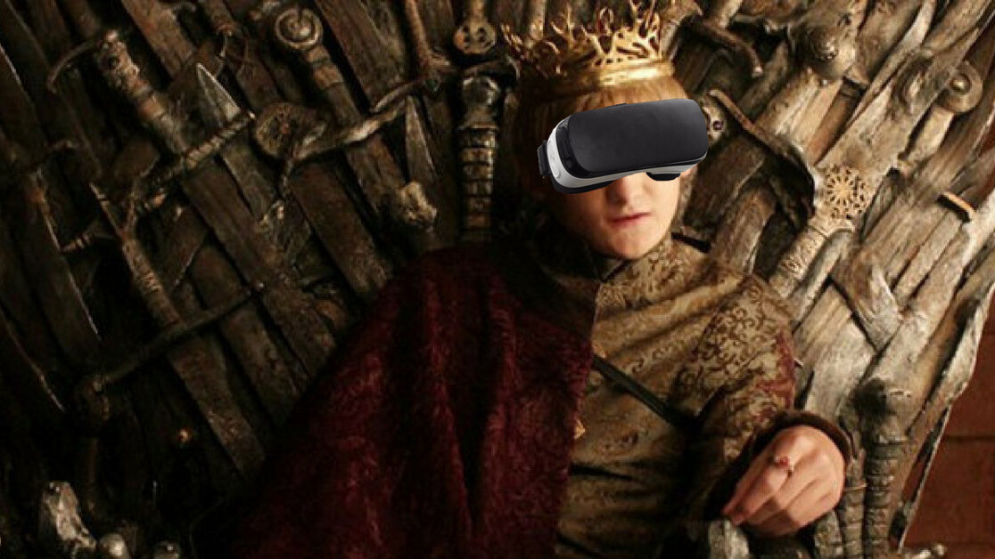 VR WILL REIGN