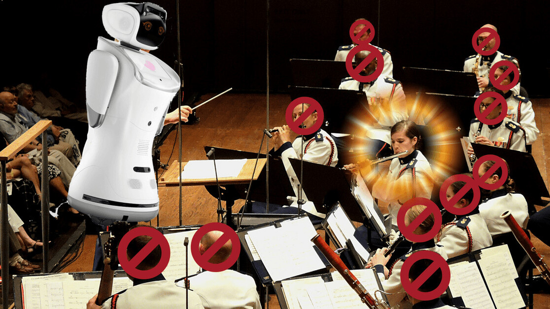 This AI uses sight to isolate the sound of specific instruments