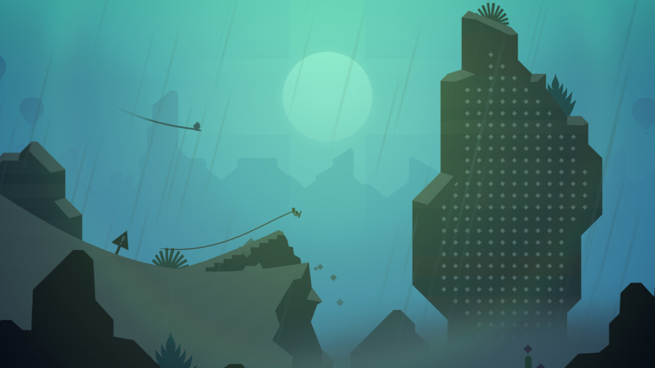 Alto's Odyssey arrives on Android as a free-to-play endless runner