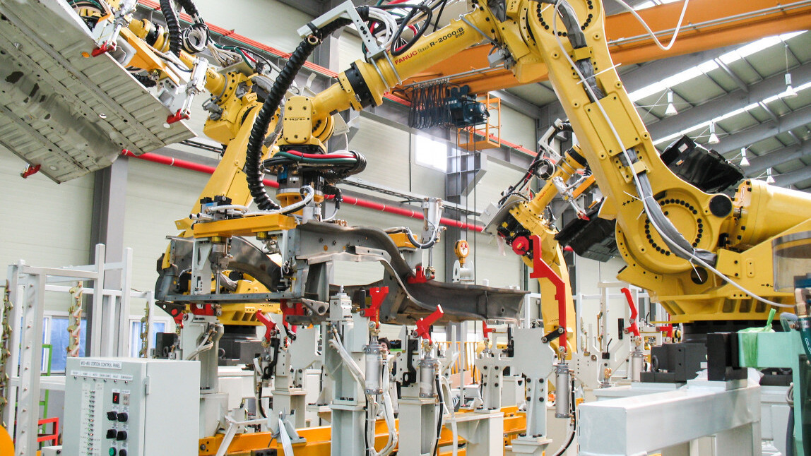 Industrial IoT: move slow and make things