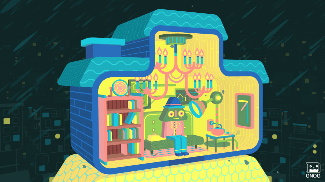 Review: Double Fine's GNOG is a wonderfully puzzling VR experience