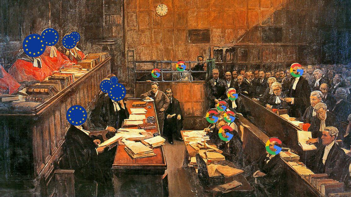 Google fined a record$5B for breaking EU antitrust laws