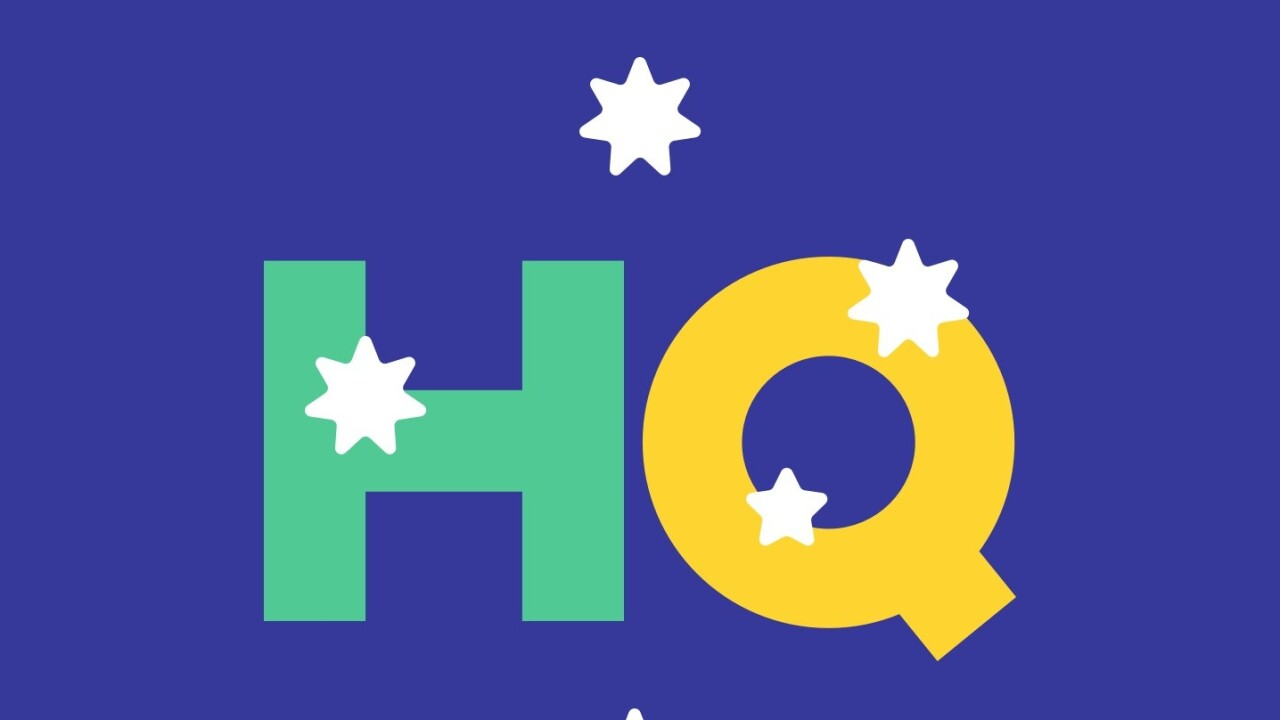 HQ Trivia launches down under with new Australian host