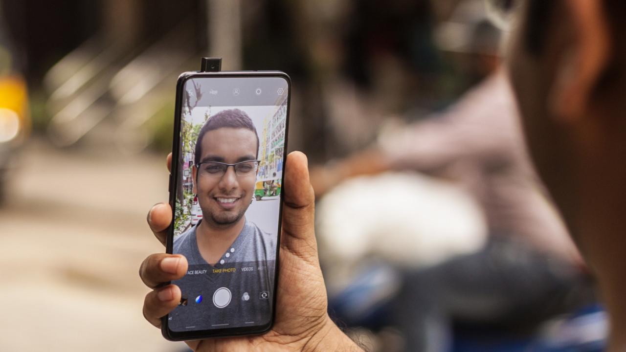 Vivo's powerful NEX phone is more than just a pretty bezel
