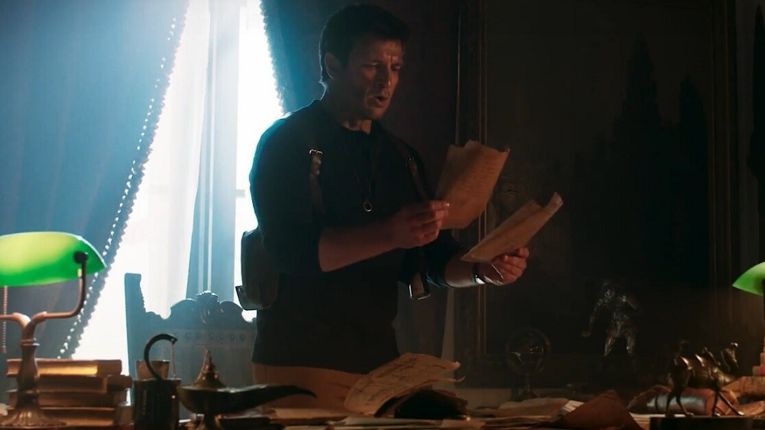 An Uncharted fan film starring Nathan Fillion just dropped on YouTube