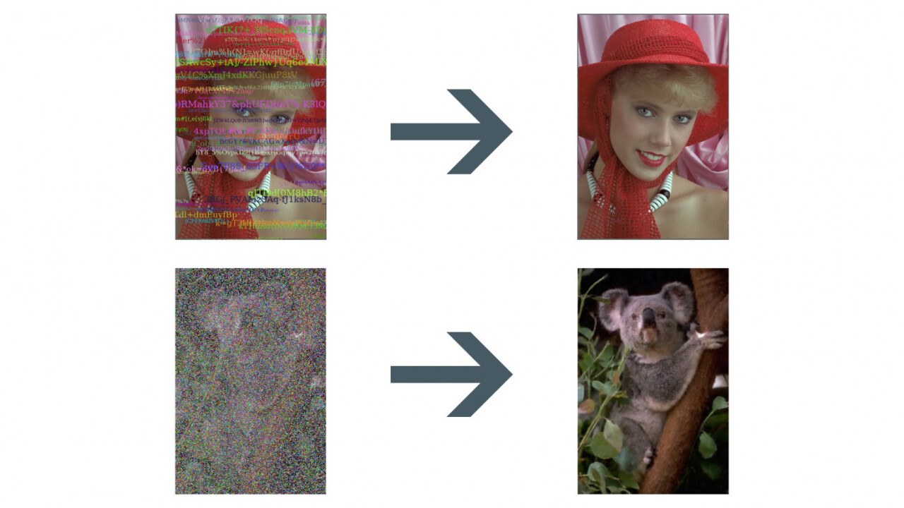 Nvidia and MIT's AI can clean up your noisy photos