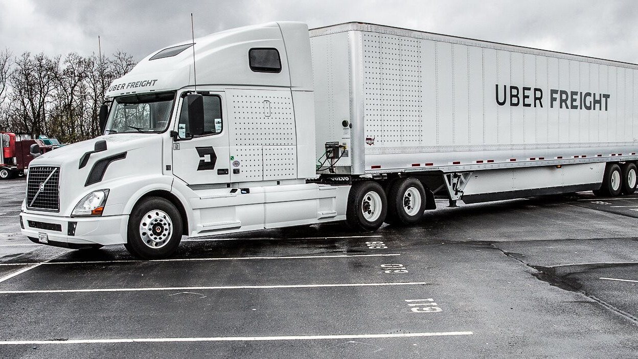 Uber is killing off its self-driving truck division