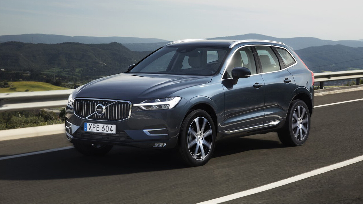 Volvo's car-on-demand service is launching in 2019