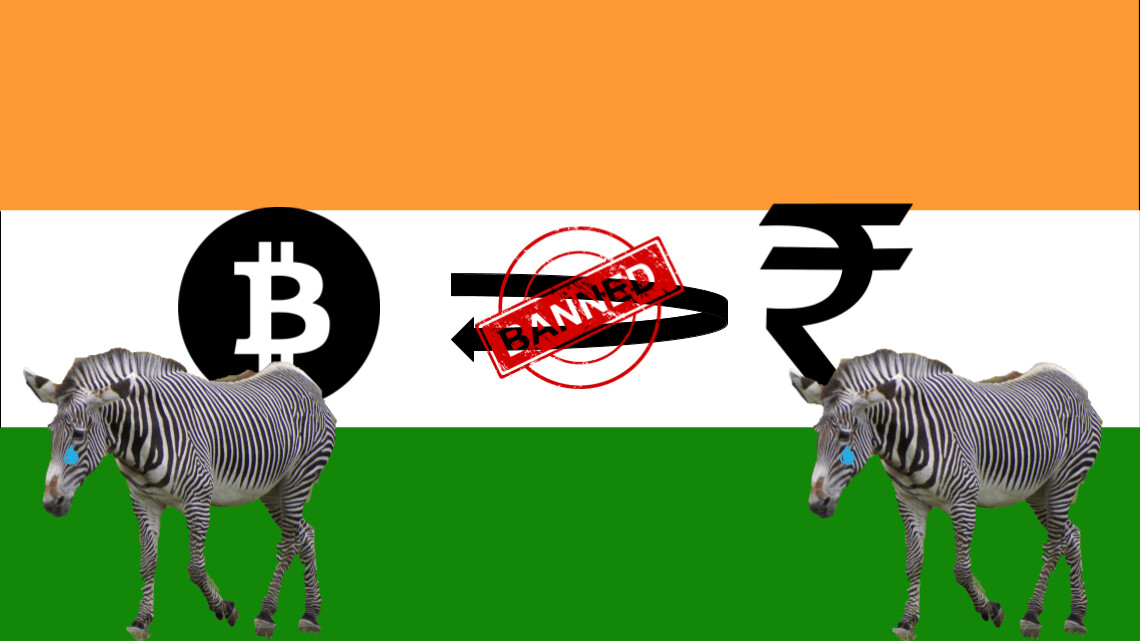 India's cryptocurrency ban has already taken its first toll