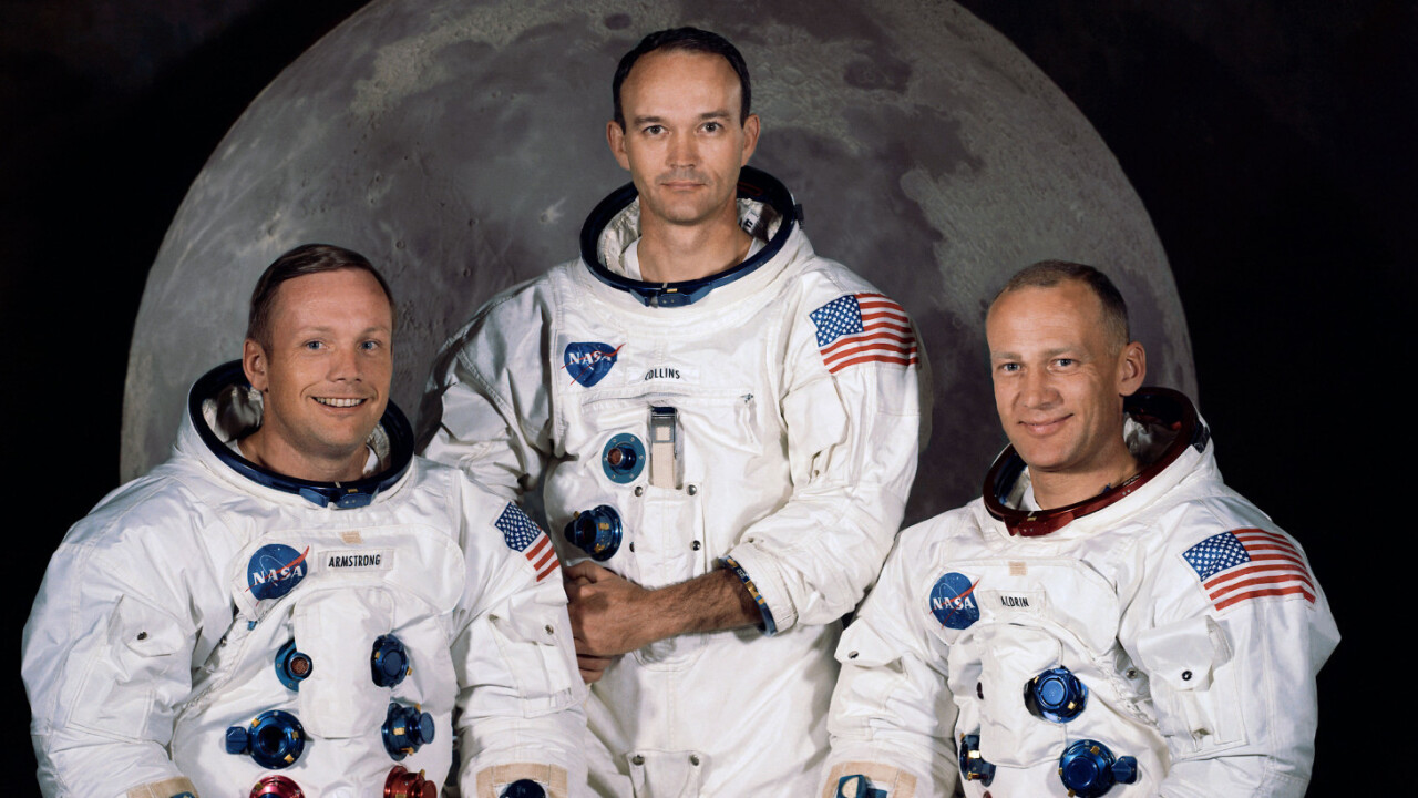 NASA just made thousands of hours of Apollo 11 tapes public for the first time