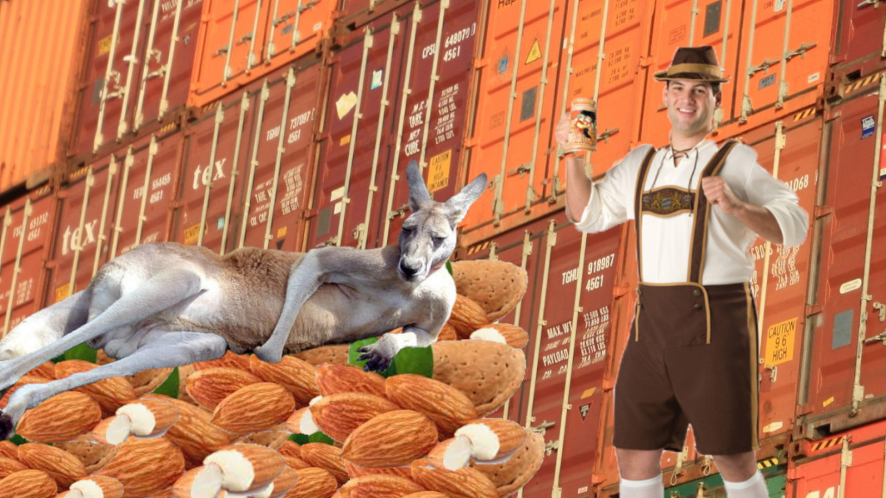 How this Australian bank tracked 17,000 kilos of almonds with the blockchain