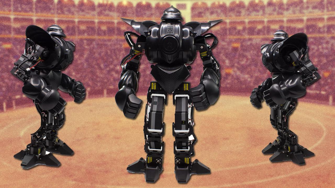 Review: The Moorebot Zeus is my favorite fighting robot yet