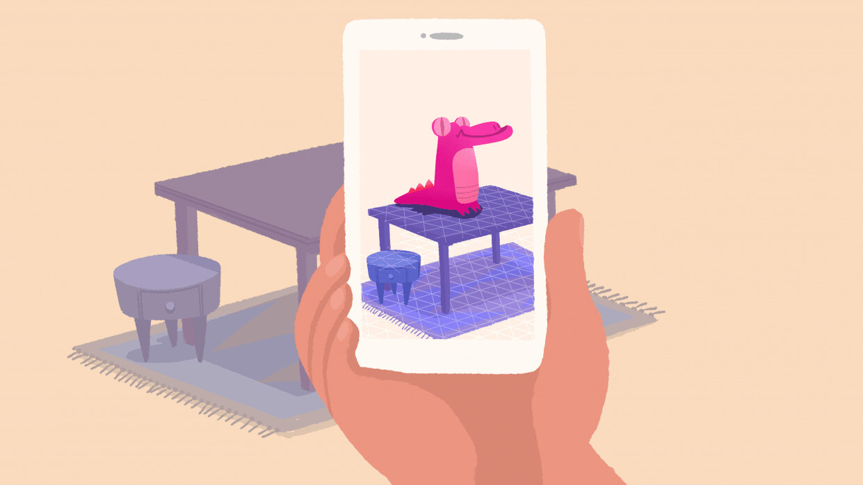 Google's AR design guidelines: baby steps — but a good starting point