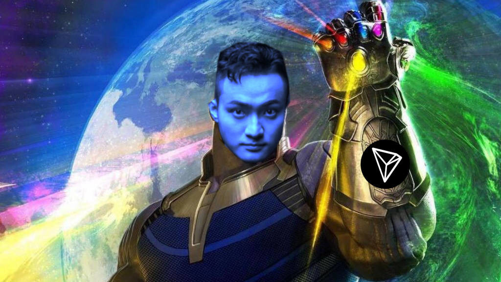 Justin Sun now owns BitTorrent, the first of his Infinity stones