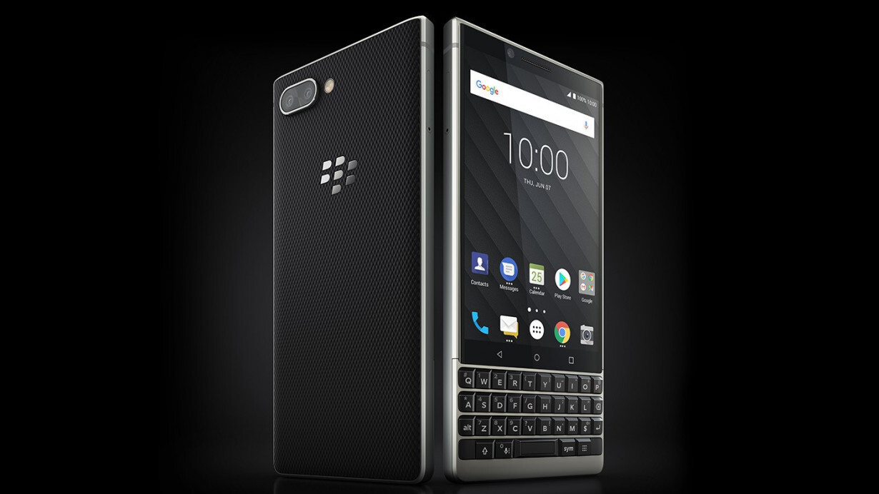 A budget version of the BlackBerry Key2 is on the way