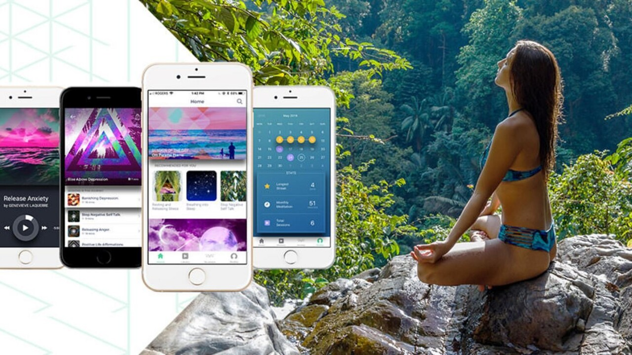 Mindbliss helps you reach zen via AI for under $50