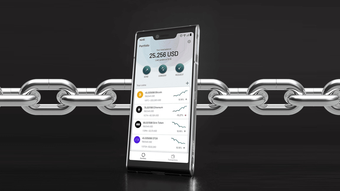 You can pre-order Sirin Labs' $1,000 blockchain phone – but there's a catch