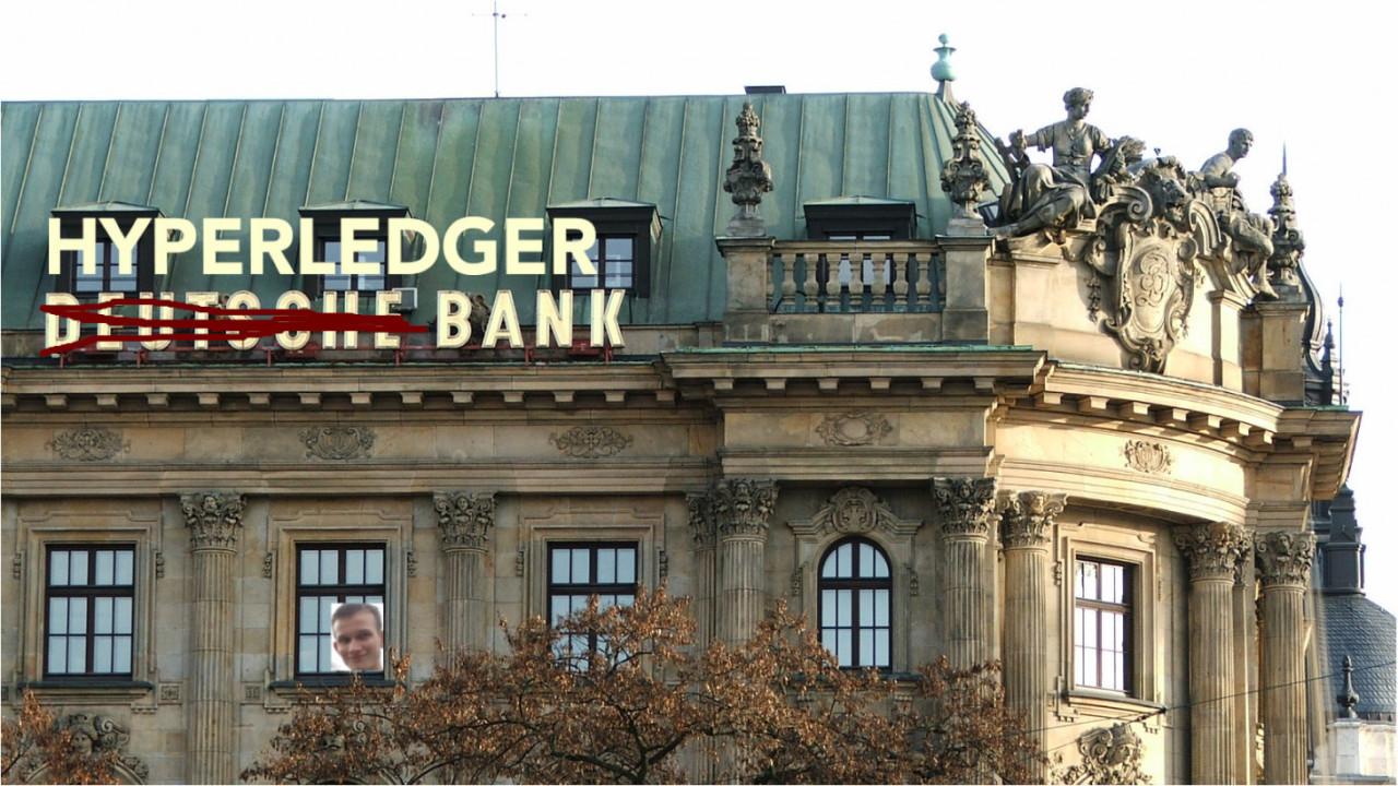 Deutsche Bank, HSBC, and IBM are testing blockchain-powered bank transfers