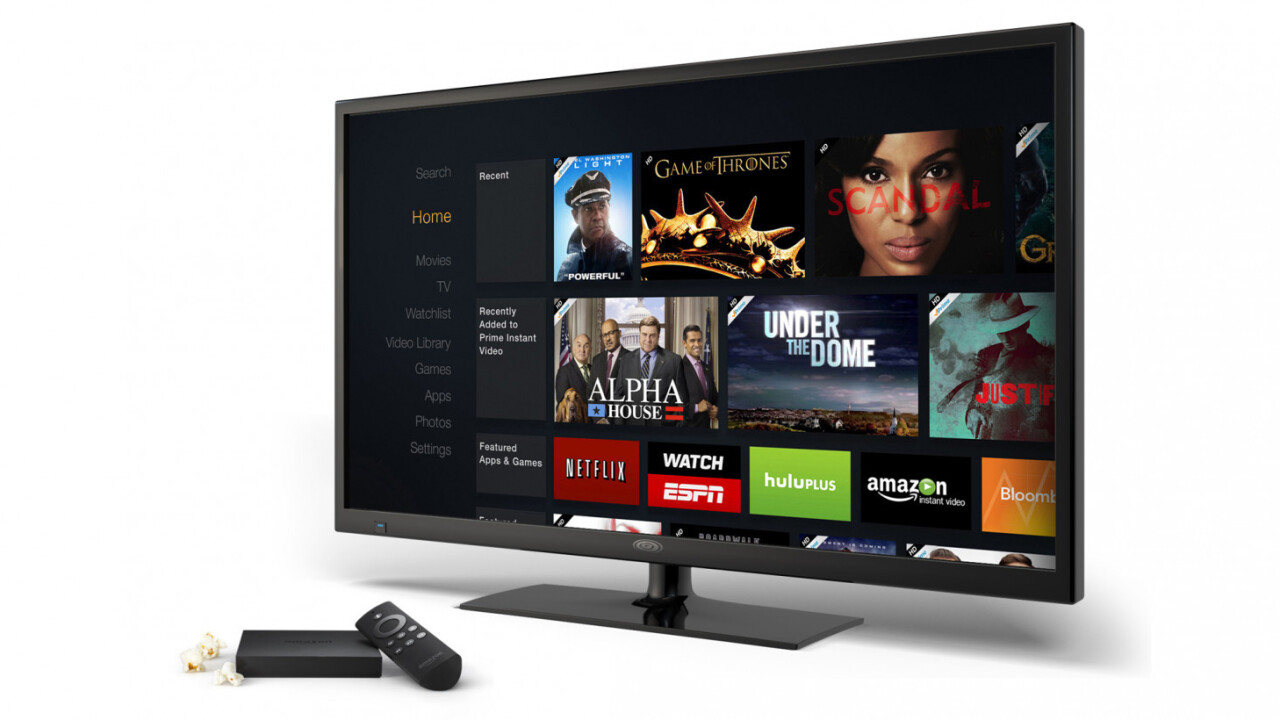 Amazon is reportedly building a free streaming video service for Fire TV owners (Update: launching next week)