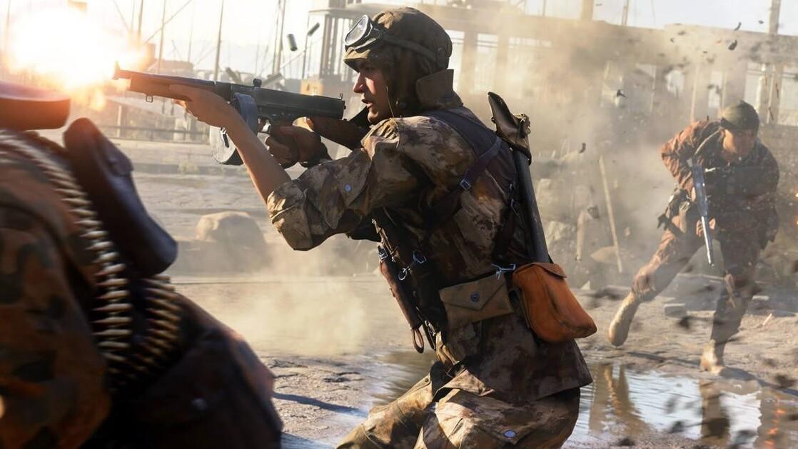 Battlefield V devs reveal how they recreate era-appropriate sounds
