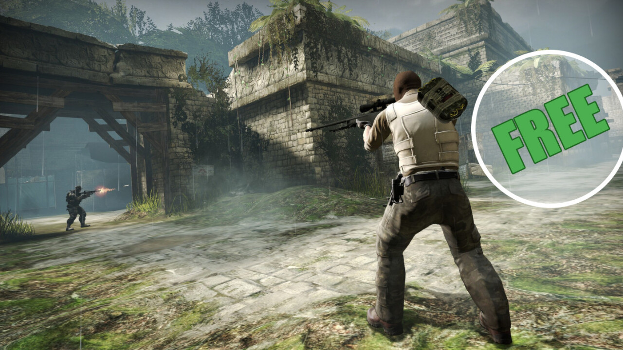 Counter-Strike: Global Offensive now has a free version you can play offline