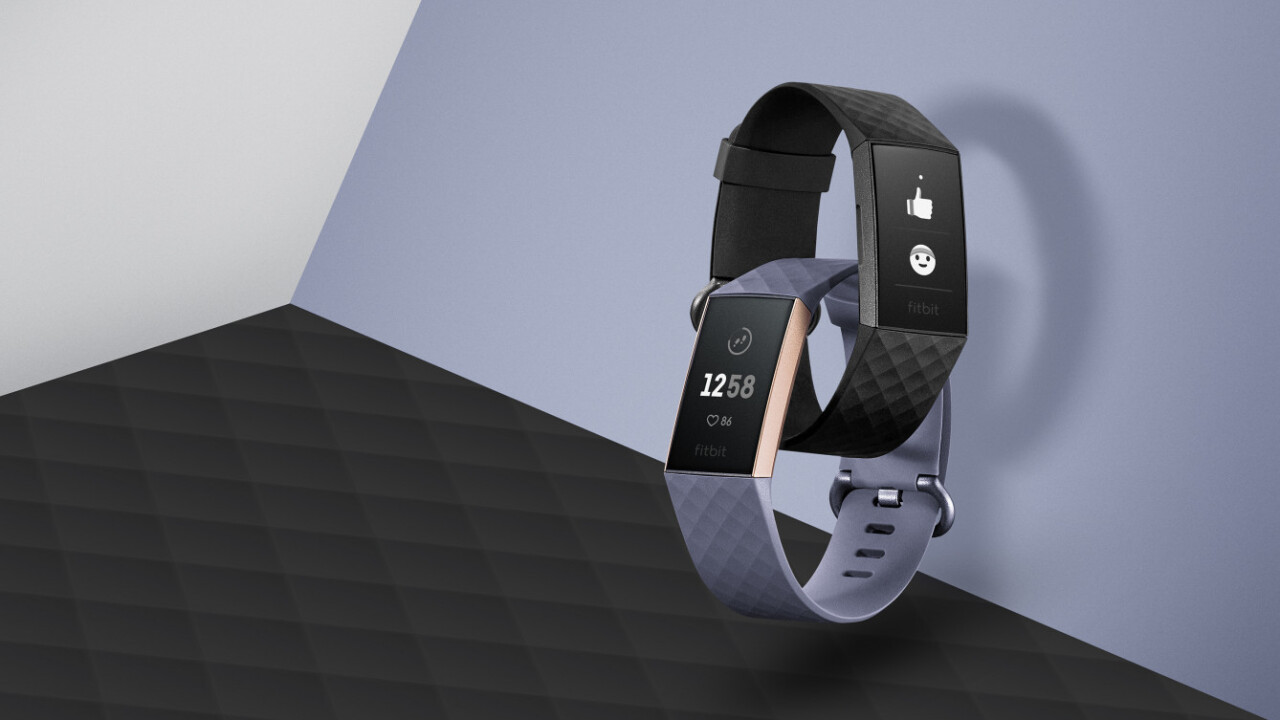 Fitbit's smarter Charge 3 goes on sale October 7