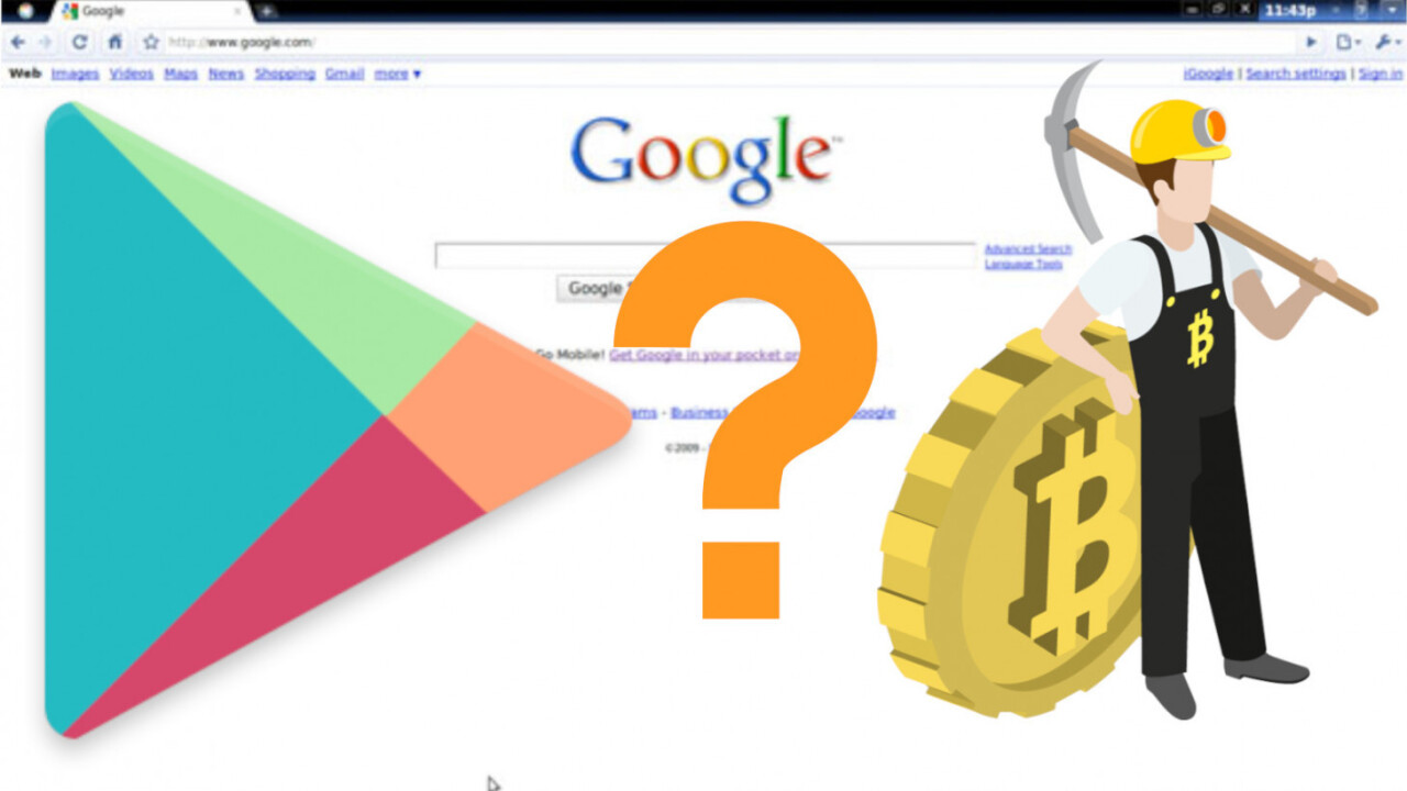 google crypto currency