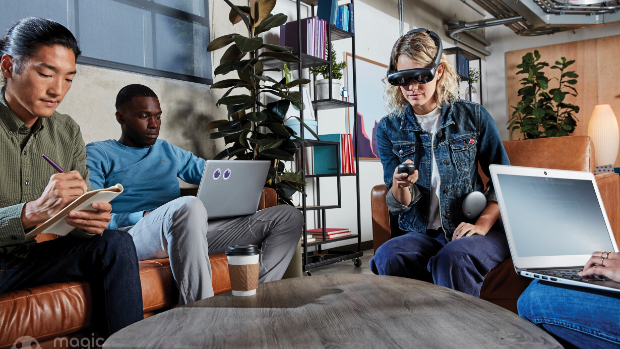 Magic Leap is finally out, but do we even care?