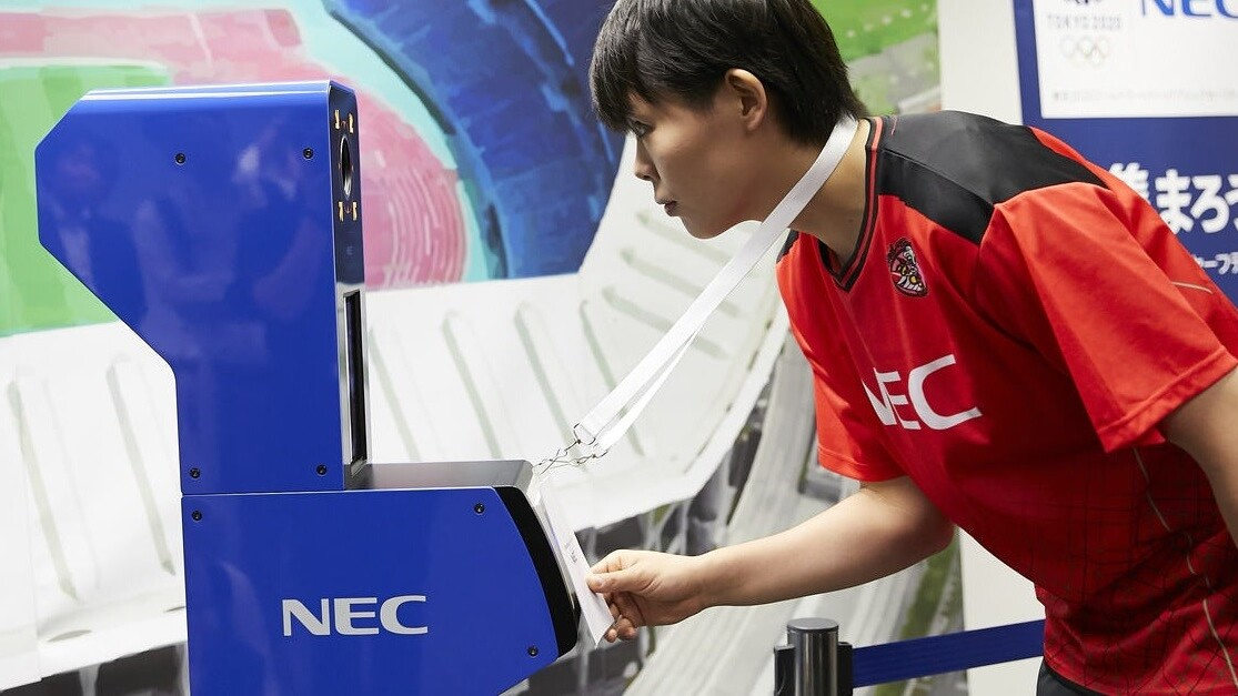 Facial recognition is Tokyo's secret weapon to beat the heat at the 2020 Olympics