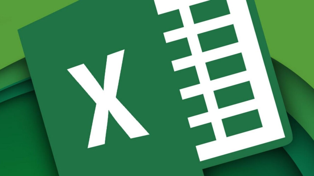 Learn to master vlookup and VBA with this Excel $49 training bundle
