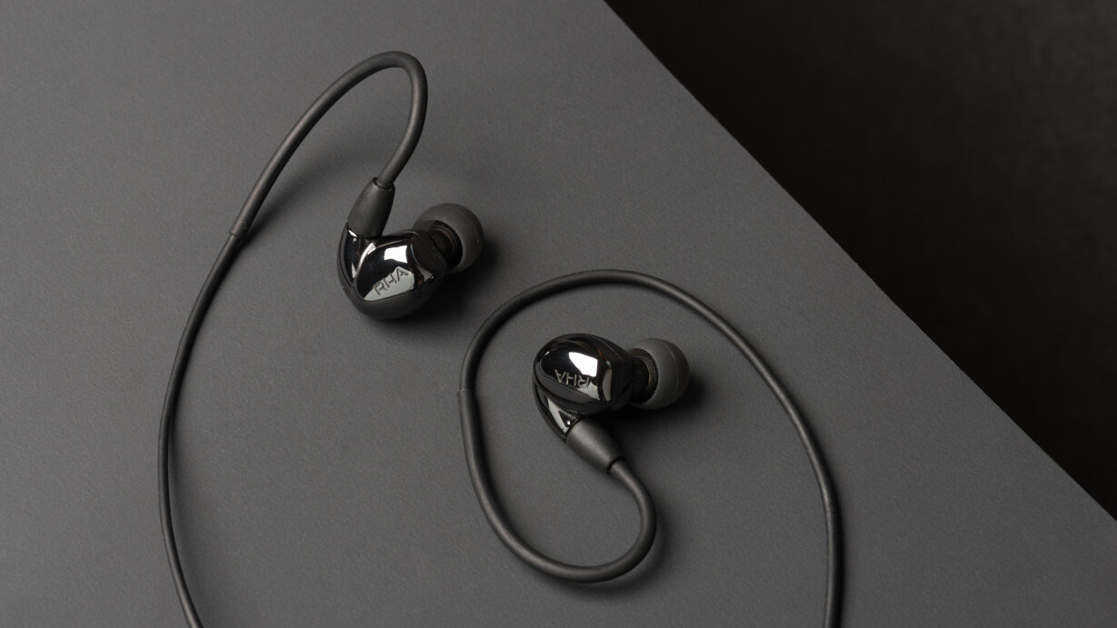RHA's latest earbuds pack magnetic planar technology and a steep price tag