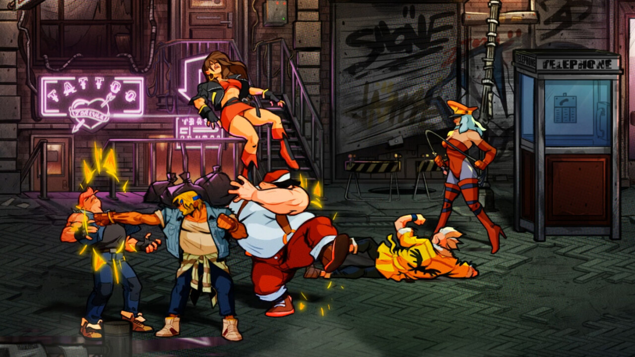 Streets of Rage 4 will revive the iconic 90s brawler with fresh graphics and mechanics