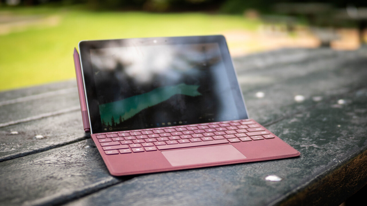 Review: The Surface Go is officially my favorite PC