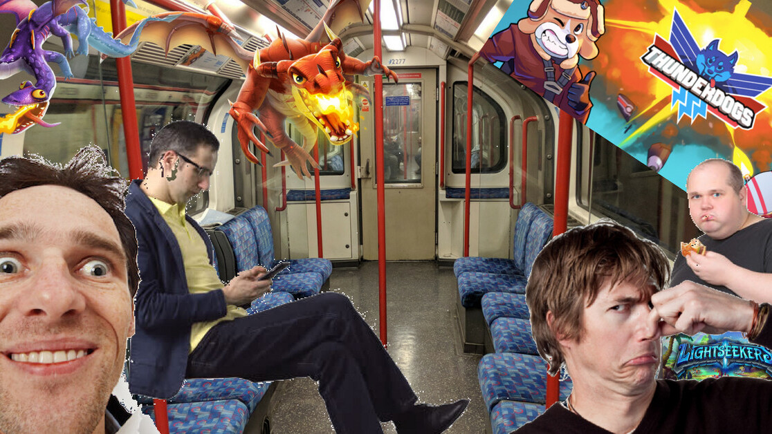 The week's best Android games to play while avoiding the weirdo on your commute