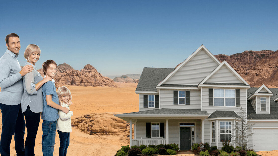 A homeowner's guide to living on Mars