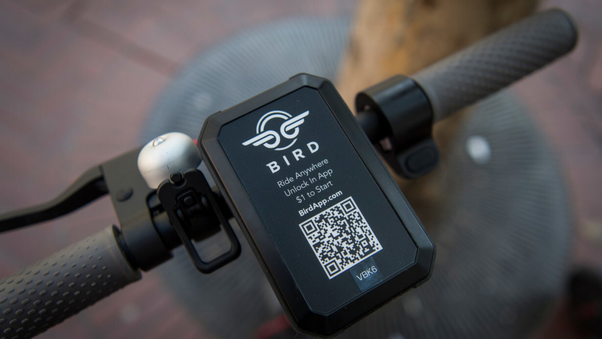 Those ridiculous Bird scooters are now in Europe