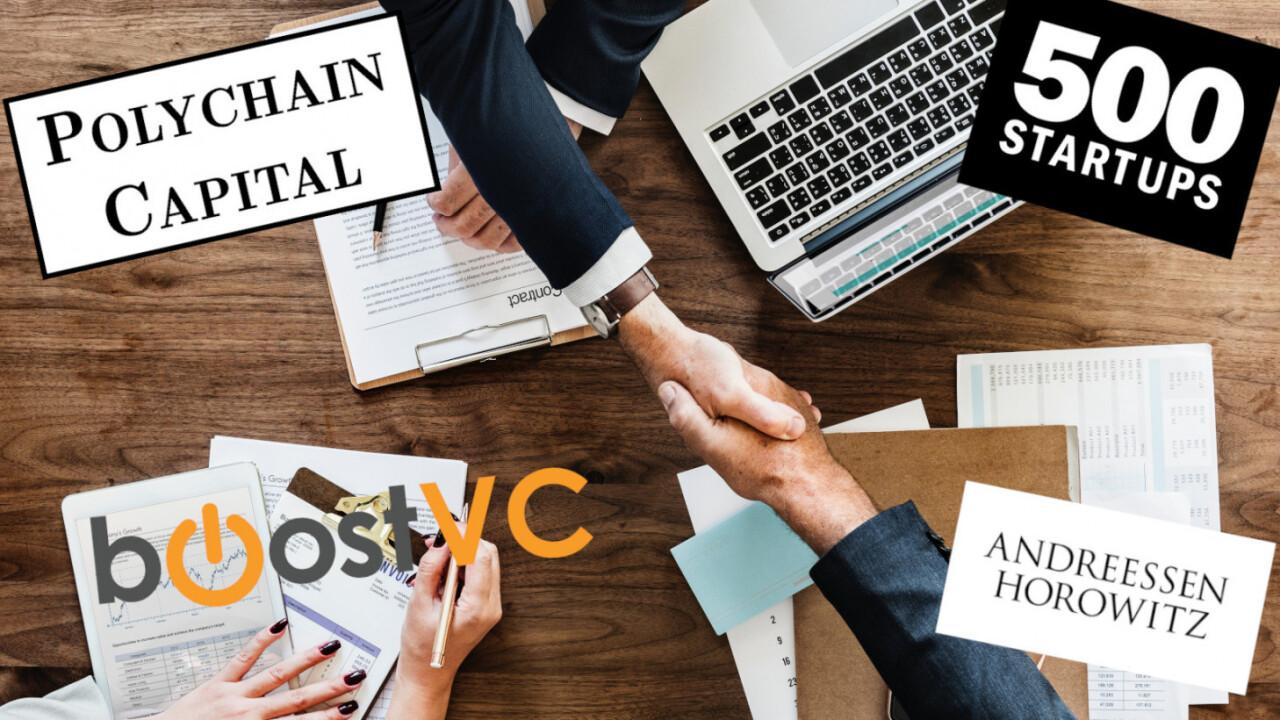 cryptocurrency, blockchain, venture capital