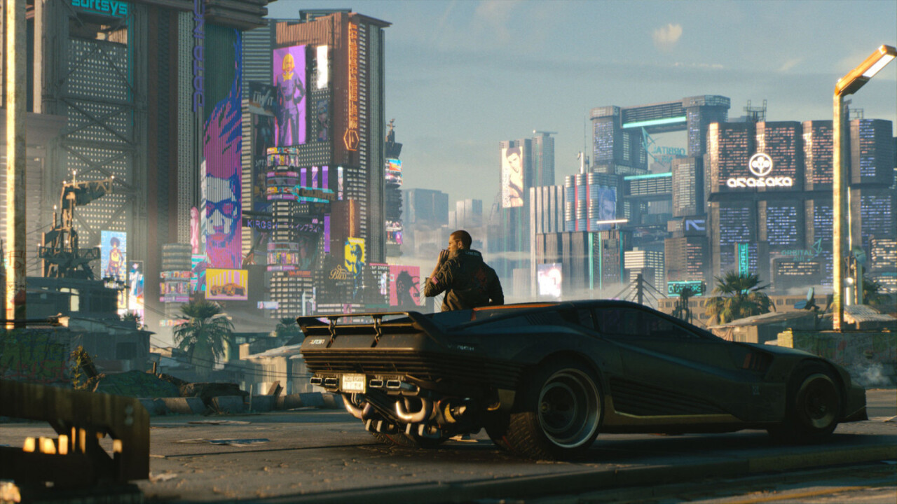 Cyberpunk 2077 reportedly causes seizures, CDPR says it's looking into it