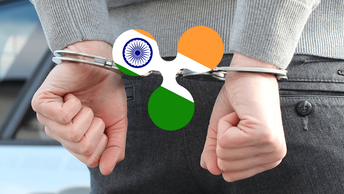 Indian police bust $4M 'Ripple Future' cryptocurrency scam