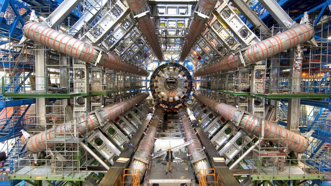 Scientists hope AI will illuminate the mystery of dark matter